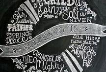 Things in Chalk