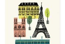 Bonjour, beezies!!! I'm going to PARIS!