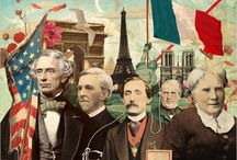 The Greater Journey: Americans in Paris / Inspired by The Greater Journey: Americans in Paris by David McCullough