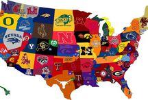 College Football / by Earl Crockett