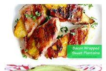 Bacon Recipes / Bacon recipes for any occasion.