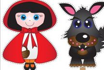 EY Traditional Tales Little Red Riding Hood