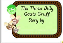 EY Traditional Tales 3 Billy Goats Gruff