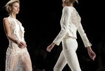 Fashion show and designers