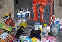 Information/Tips - For Survival / Emergency Binders, Survival kits and tips to keep you and your family safe