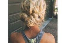 Hair -- Make-up -- Nails / by Amy Kaczorowski