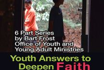 Youth / All things youth group: Cons, worship, activities, justice, resources for advisors, etc.