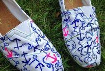 Shoes -- / by Amy Kaczorowski