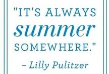 summer fantasy / by Annie Culver