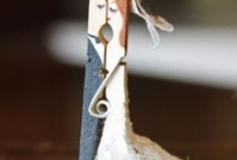 Crafts - Clothes Pegs / by Lucille Hall