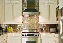 Home -- Kitchens / by Amy Kaczorowski