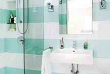 Home -- Bathrooms / by Amy Kaczorowski