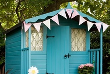 Garden Fun / Kids love being outdoors - here's some great ideas for that outside room!