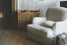 cream and wood / by Fowler & Astbury