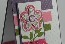 Stampin' Up! Retired Card Ideas / Cards made with Retired Stampin' Up! products