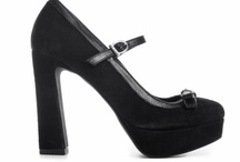 Mary Jane Pumps  / I love Italian Shoes