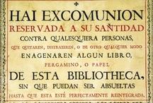 Carteles bibliotecarios