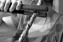 Wiggery / hair, hair, hair.