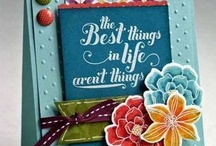 Stampin' Up! Spring Catalog 2013