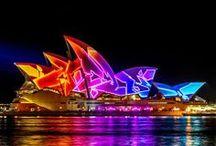 Australia ~ New Zealand 旅 / by Cathy Perez
