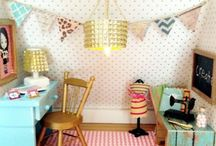 Crafts - Miniatures and Doll House Furniture