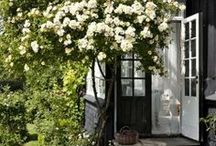 Outdoor Spaces / by Linette Klitgaard Madsen