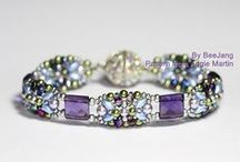 Beaded Bracelets and patterns / Beaded Bracelets I have made and want to make and admire