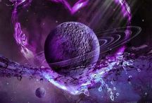Purple is my Passion / by Catherine Myers