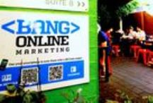 Bang Online's New Signage 2013