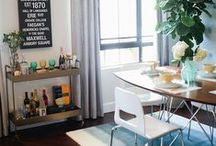Home Decor / decorations / by Meghan Orlando