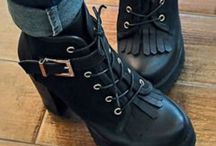 I love shoes! / by Samantha Niva