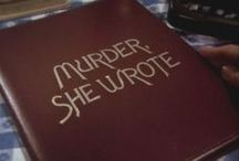 From the Desk of JB Fletcher / She wrote murder!  / by Elizabeast