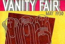 Vintage Vanity Fair Magazines / Vanity Fair covers