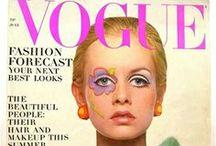 Vintage Vogue Magazines (USA)
