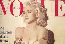 Vintage Vogue Magazines (Italia)