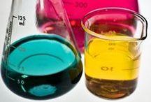 Homeschool Chemistry / by Amie Lewis