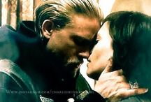 SONS OF ANARCHY~JAX / Finally I've discovered SOA...I ❤️❤️❤️ this show!!! / by Catherine Myers