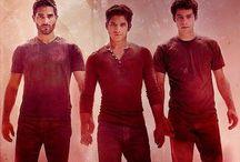 T e e n  W o l f / I loved this series!!