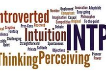 Myers-Briggs: INTP / Introversion, Intuition, Thinking, Perception; the Logician