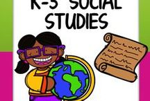 K-3 Social Studies / Welcome to the K-3 Social Studies board! Pin any **K-3rd** posts that are DIRECTLY connected to early childhood social studies. To join in collaboration, follow the board and email me at jlwalters227@gmail.com. Happy pinning!