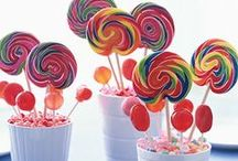 Lollipop Party Ideas / by The TomKat Studio