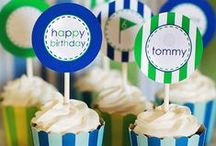 Golf Party Ideas / by The TomKat Studio
