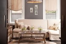 Living Room Inspiration / by Brandy Bjork