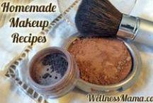 makeup/beauty/diy beauty / by Shelly Lafleche