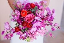 bouquets. / wedding and bridesmaid bouquet inspiration / by Rachel at Outstanding Occasions