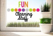 Fun Cleaning Stuff