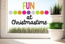 Fun at Christmastime / Holiday favorites...tips for making the holiday festive!