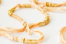 flax & twine jewelry diy / diy jewelry tutorials by www.flaxandtwine.com / by anne weil | flax & twine