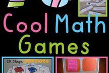 Fun in Math / Classroom math resources, math workshop, teaching math in the elementary classroom, make math fun, and more!