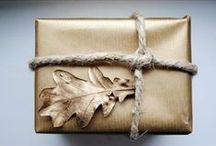 Envoltorios creativos / Envoltorios para regalos, etiquetas y otros imprimibles.